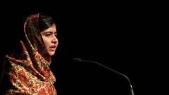 Malala el 17 de septiembre en Dublín. / VIDEO: REUTERS-LIVE! / FOTO: AFP