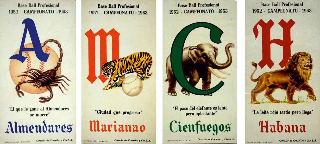 Cuba:La identidad de los equipos de la Serie Nacional | Desde Mi Palco De Fanático