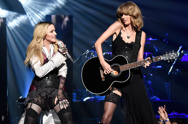 Madonna cantó junto a Taylor Swift | RollingStone Argentina