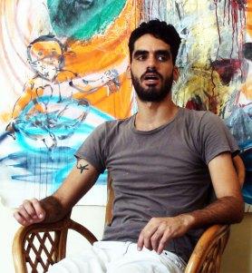 """Cuba: Artista encarcelado por pintar los nombres """"Fidel"""" y Raúl"""" en dos puerquitos"""