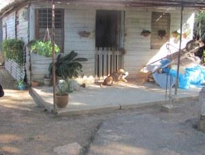 Las casas Por Jocy Medina