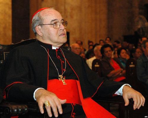 El cardenal equivocado | Cubanet