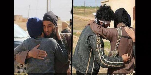 Estado Islámico abraza a homosexuales antes de lapidarlos