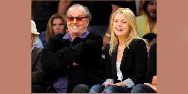 Lorraine el gran apoyo de un Jack Nicholson enfermo