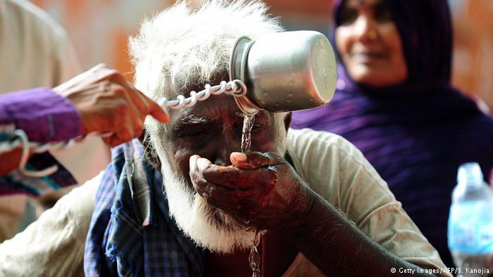 India: número de muertos por ola de calor supera los 2.000