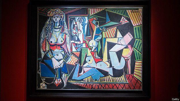 Picasso y Giacometti pulverizan el récord de precios en una subasta - BBC Mundo
