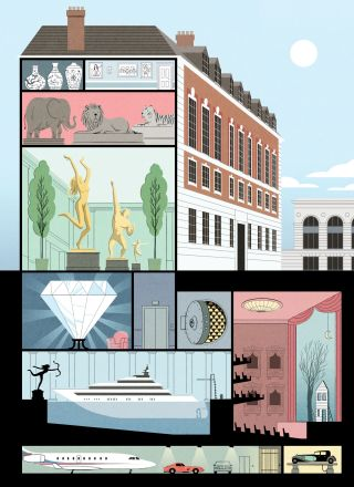 La Casa de los Secretos  – The New Yorker
