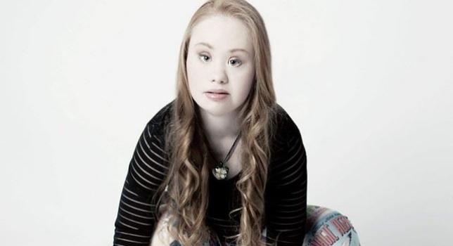 Madeline Stuart, una joven con Síndrome de Down dispuesta a ser modelo –
