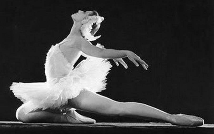 Maya Plisetskaya: Ha muerto el cisne.