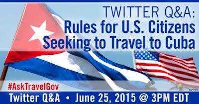 Open Cuba: Preguntas y Respuestas sobre Viajes a Cuba via Twitter