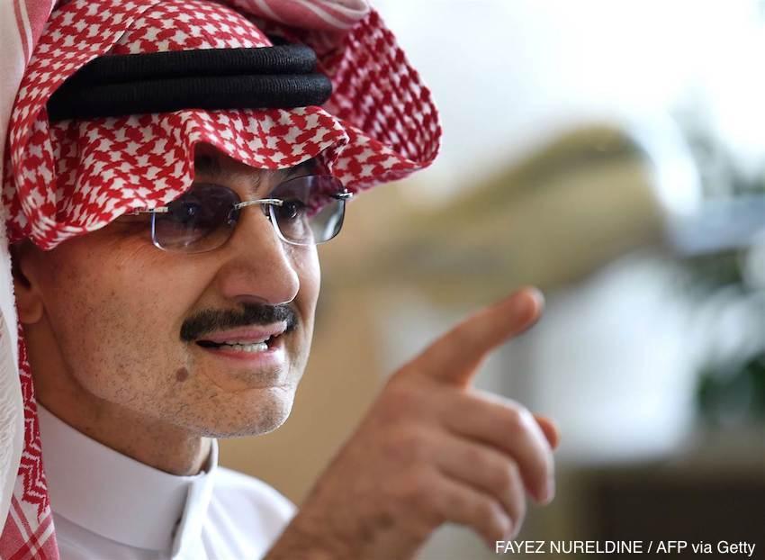 El Príncipe Saudí Alwaleed Donará Toda Su Fortuna Personal ¡$32 MIL MILLONES! A Proyectos Humanitarios