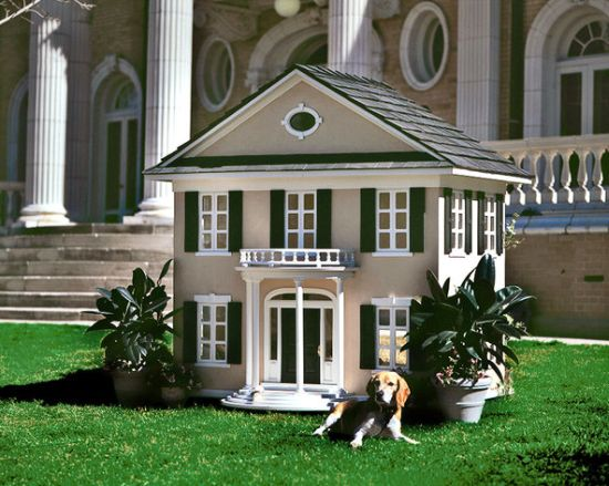 Ultra-Lujosas Casas para Perros: Hechas a la Medida para los Perros Más Queridos del Mundo
