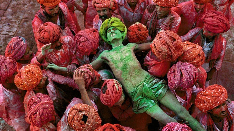 La India desde los ojos de Steve McCurry   Fotos – Infobae