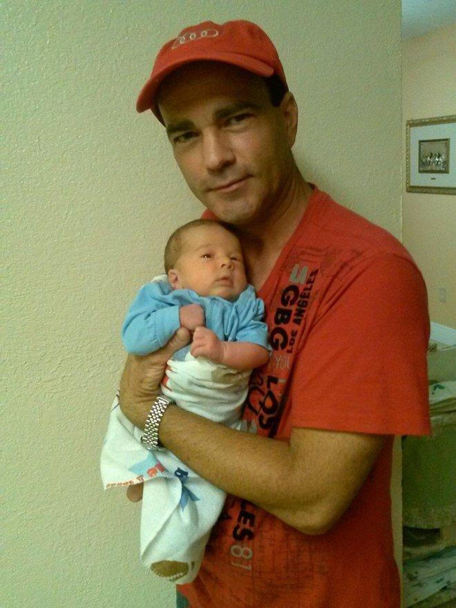 eduardo y su hijo