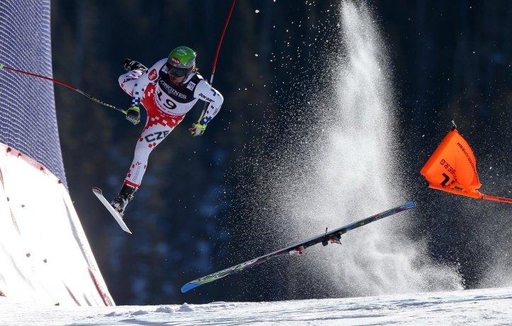 Primer premio de la categoría Deportes, Christian Walgram. Campeonato Mundial de la FIS