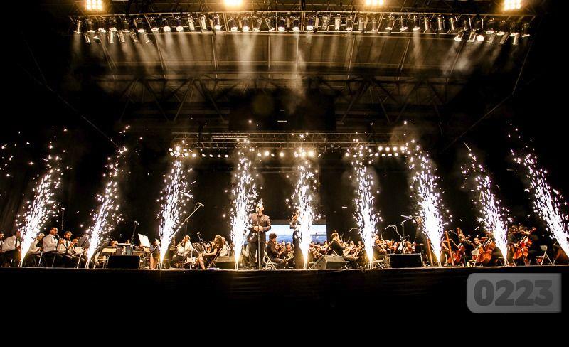 Mar del Plata y un aniversario a toda orquesta