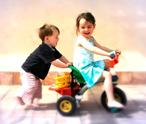 Casi la mitad de los niños no hace ejercicio – TodoPapás