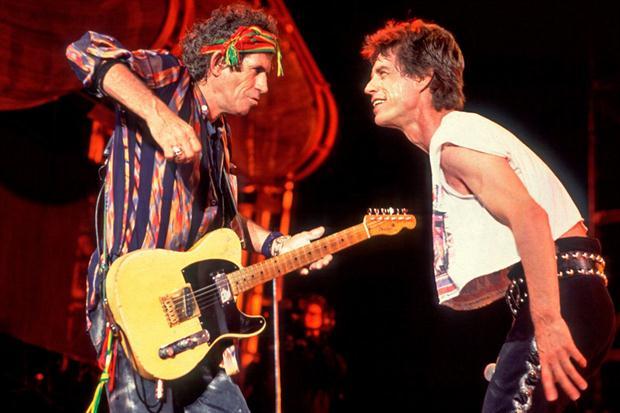 Dirty Work: a 30 años del peor momento de los Rolling Stones -Rolling Stone Argentina