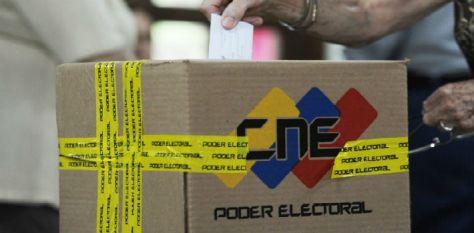CNE-Venezuela