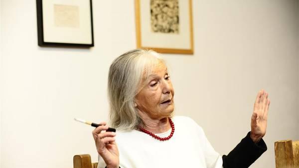 """Beatriz Sarlo: """"Es fundamental romper con Borges"""""""