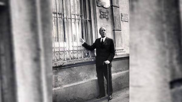 El clásico universal que caminaba por Buenos Aires