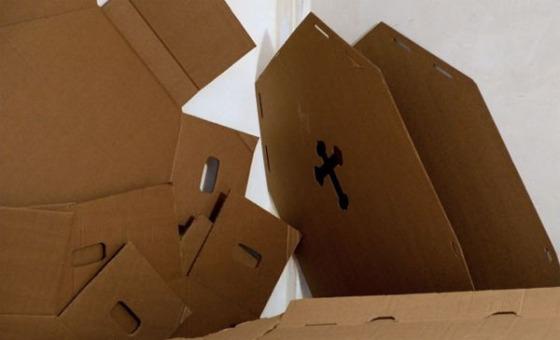 Ataudes de cartón 6