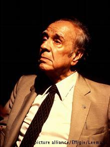 Argentinien Buenos Aires Schriftsteller Jorge Luis Borges (picture alliance/Effigie/Leemage)