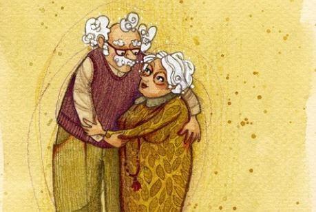 abuelos-abrazados