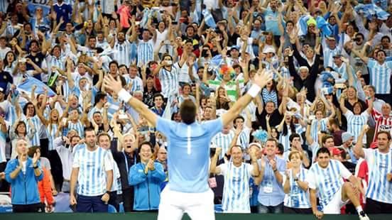 Delpo & Delbo: El equipo argentino ganó la Copa Davis