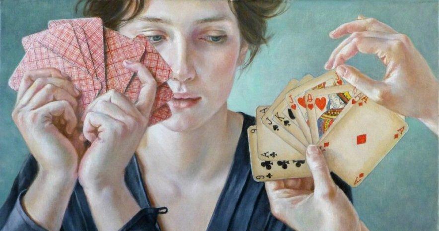 jugar cartas