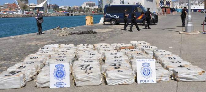 El consumo de drogas supera el del alcohol en España
