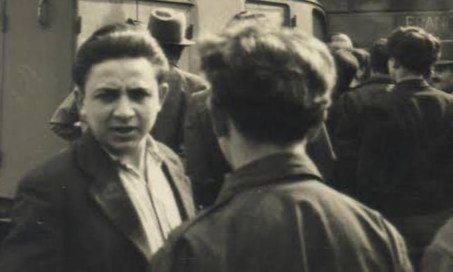 La fotografía de Grynszpan que acaba de ser encontrada en los archivos del Museo Judío de Viena.