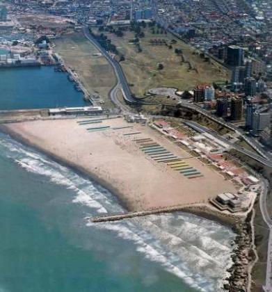Playa, 1999. Hay diferencia, ¿no?