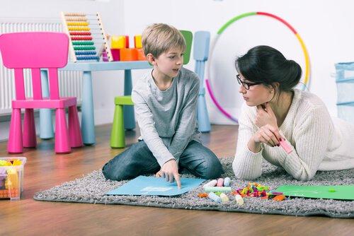 ¿Cuándo acudir al psicólogo infantil?