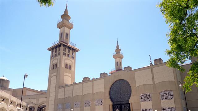 Mezquita Centro Cultural Islámico Rey Fahd