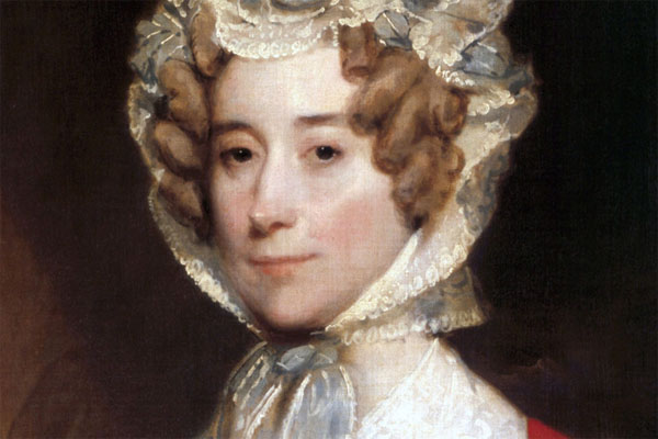 Louisa Adams Primera Dama