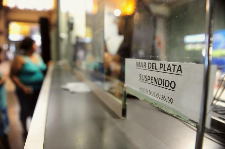 Con vías intransitables, el tren a Mar del Plata pasaría otro verano parado