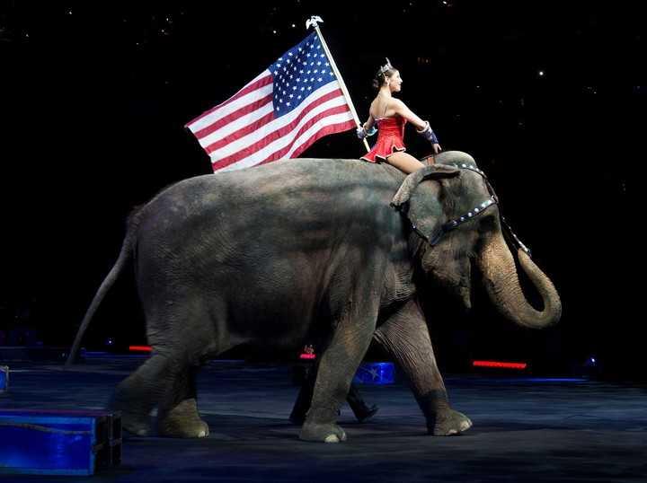 El circo Ringling cierra tras 146 años de actividad