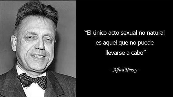 Alfred Kinsey farsante