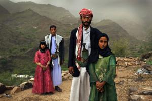 Child Marriage Yemen NG