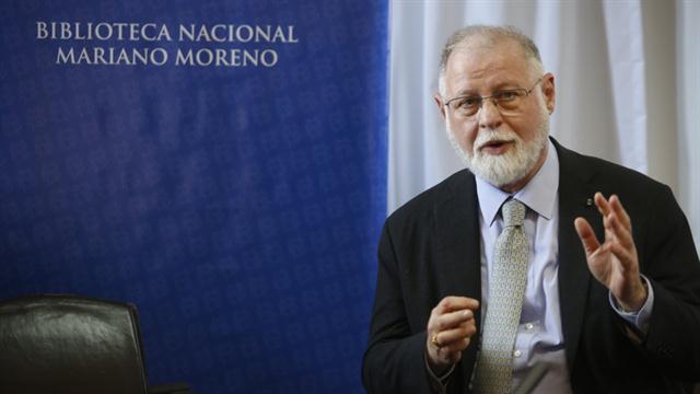 Alberto Manguel, director de la BNMM