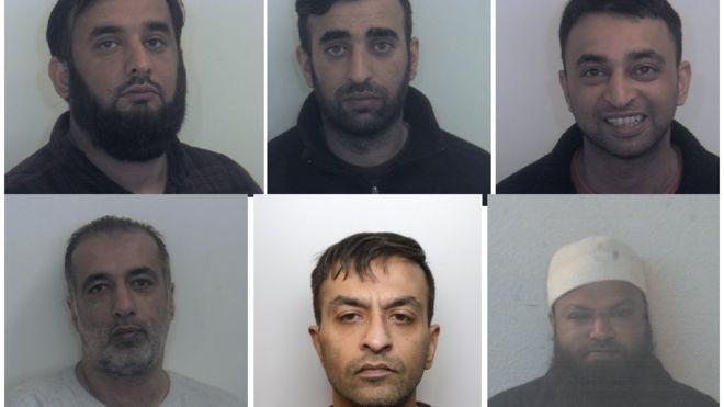 Los violadores de Rotherham