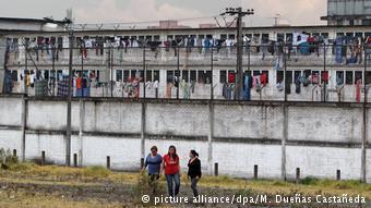 La cárcel colombiana La Modelo, en Bogotá.