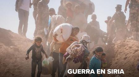 Pasado, presente, ¿futuro? Seis años de vidas perdidas en la guerra en Siria