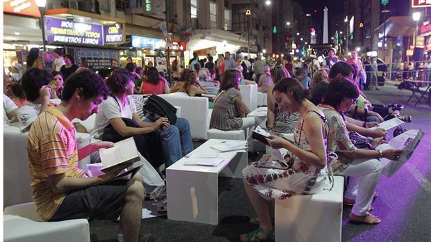 La Noche de las Librerías será hoy el escenario de talleres, charlas y entrevistas