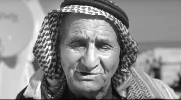 Imagen del vídeo de la campaña de ACNUR «El día que dejaron de elegir»