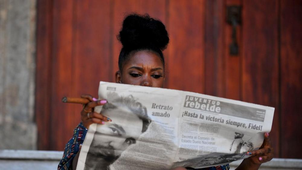 La prensa cubana rara vez saca información de crímenes.