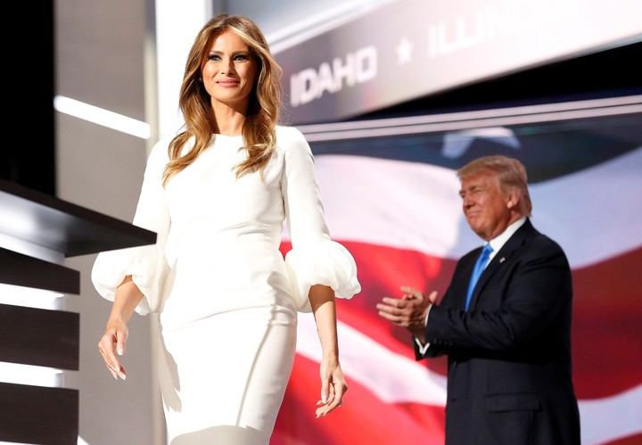 Las Trump, en la mira del mundo fashion
