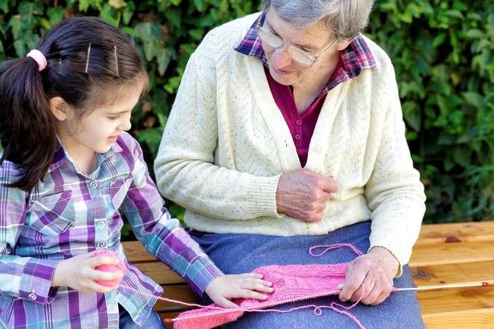 ¿Qué genes heredamos de la abuela materna?