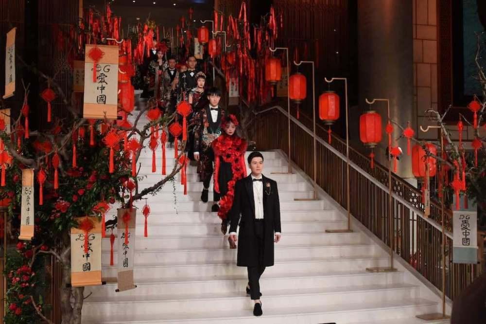Dolce & Gabbana en The Peninsula Beijing